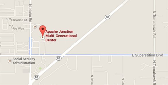 Apache Junction Multi Generational Center